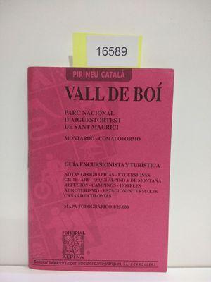 VALL DE BOI (CON TU COMPRA COLABORAS CON LA ONG