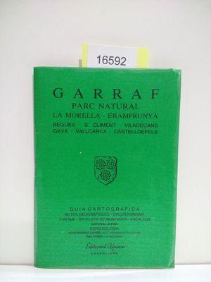 GARRAF (CON TU COMPRA COLABORAS CON LA ONG