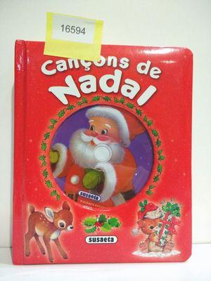CANÇONS DE NADAL (CON TU COMPRA COLABORAS CON LA ONG