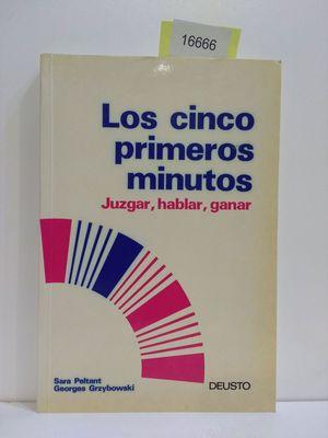 CINCO PRIMEROS MINUTOS, LOS