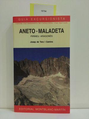 MALADETA-ANETO (CON TU COMPRA COLABORAS CON LA ONG