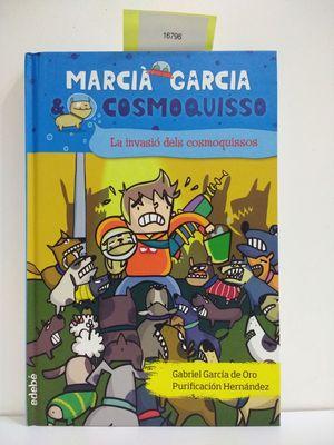 LA INVASIÓ DELS COSMOQUISSOS (CON TU COMPRA COLABORAS CON LA ONG