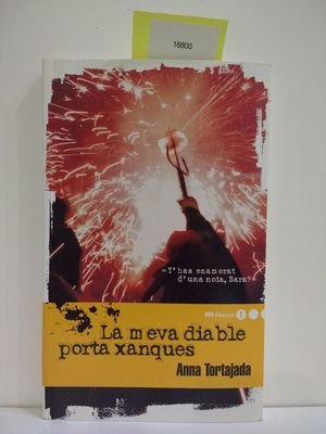 LA MEVA DIABLE PORTA XANQUES (CON TU COMPRA COLABORAS CON LA ONG