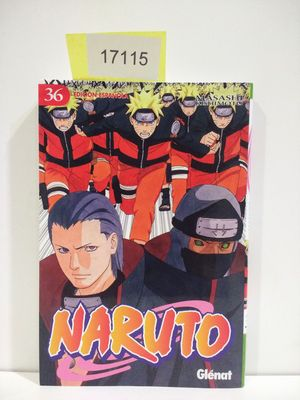NARUTO Nº 36/72 (EDT)