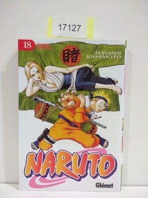 NARUTO Nº 18/72 (EDT)