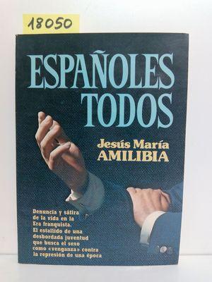 ESPAÑOLES TODOS