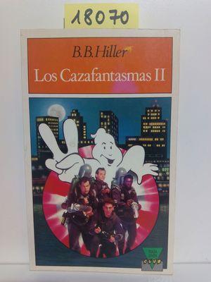 CAZAFANTASMAS 2