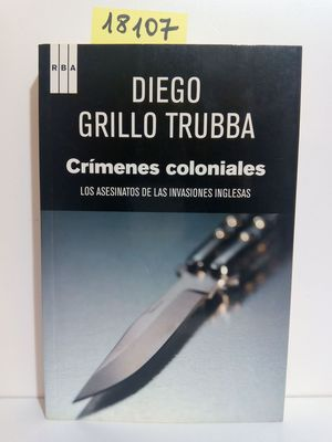CRIMENES COLONIALES