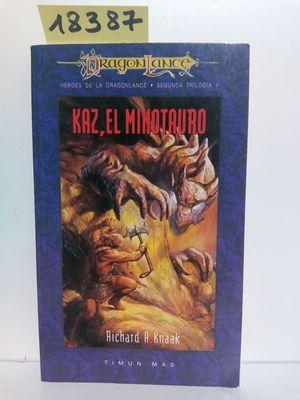 KAZ, EL MINOTAURO