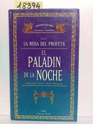 EL PALADÍN DE LA NOCHE I