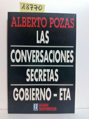 CONVERSACIONES SECRETAS GOBIERNO-ETA