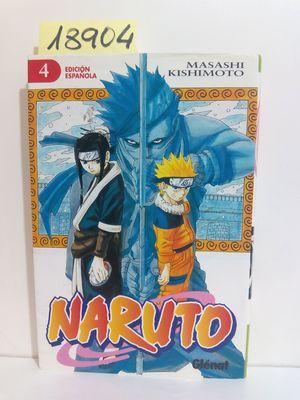 NARUTO Nº 04/72 (EDT)