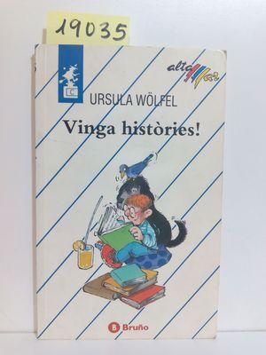 VINGA HISTÒRIES! (CAT)