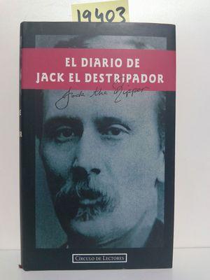 EL DIARIO DE JACK EL DESTRIPADOR