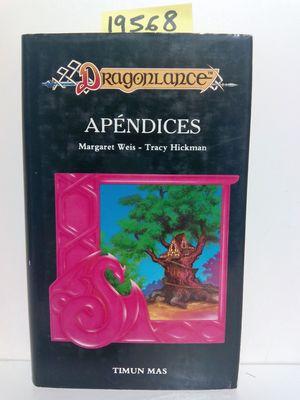 APÉNDICES DE LA DRAGONLANCE