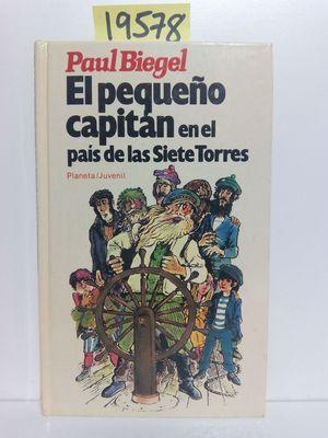 EL PEQUEÑO CAPITÁN EN EL PAÍS DE LAS SIETE TORRES