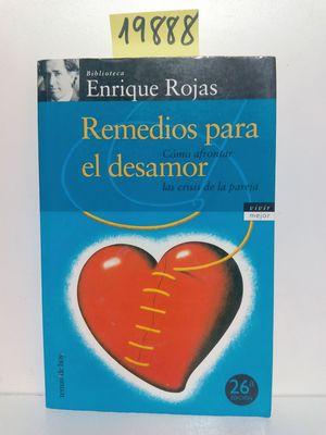 REMEDIOS PARA EL DESAMOR