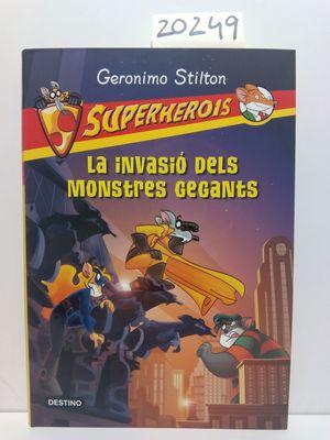 LA INVASIÓ DELS MONSTRES GEGANTS