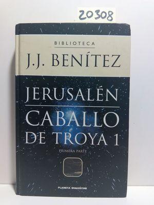 JERUSALEN. CABALLO DE TROYA 1 (PRIMERA PARTE, SEGUNDA NO INCLUIDA)