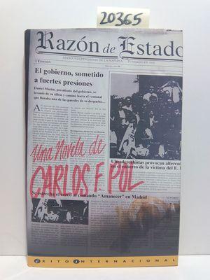 RAZÓN DE ESTADO
