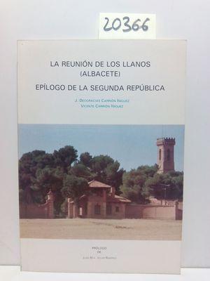 LA REUNIÓN DE LOS LLANOS (ALBACETE)