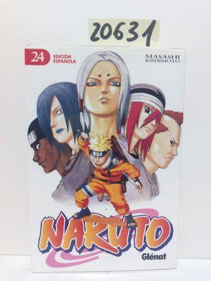 NARUTO Nº 24/72 (EDT)