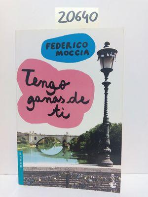 TENGO GANAS DE TI