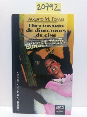 DICCIONARIO DE DIRECTORES DE CINE