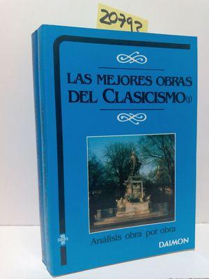 MEJORES OBRAS DEL CLASICISMO I, LAS
