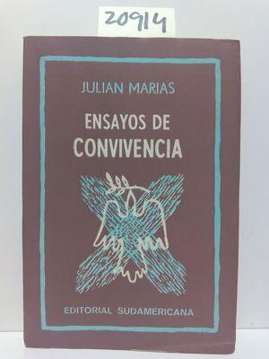 ENSAYOS DE CONVIVENCIA
