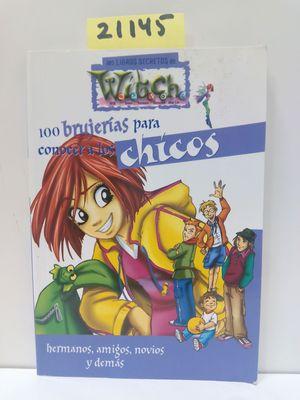 WITCH.100 BRUJERÍAS PARA CONOCER A LOS CHICOS