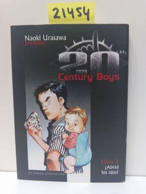 20TH CENTURY BOYS Nº 02/22