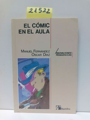 COMIC EN EL AULA