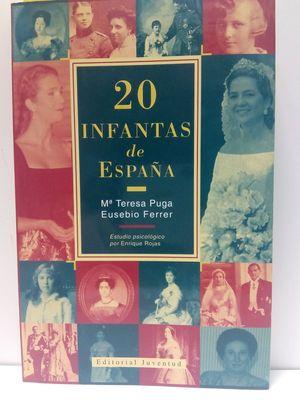 20 INFANTAS DE ESPAÑA