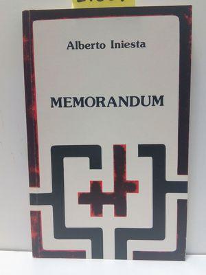 MEMORANDUM: AYER, HOY Y MAÑANA DE LA IGLESIA EN ESPAÑA