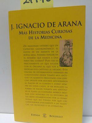 MÁS HISTORIAS CURIOSAS DE LA MEDICINA