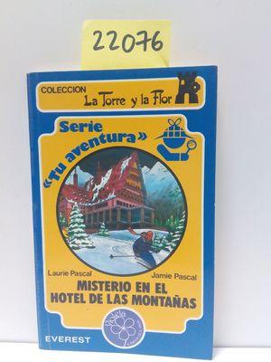 MISTERIO EN EL HOTEL DE LAS MONTAÑAS