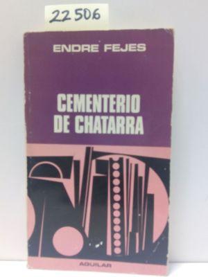 CEMENTERIO DE CHATARRA
