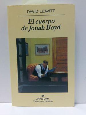 EL CUERPO DE JONAH BOYD