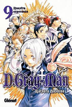 D.GRAY-MAN 9