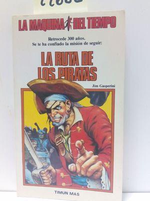 LA RUTA DE LOS PIRATAS