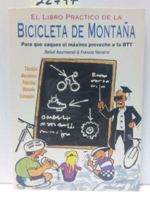 LIBRO PRÁCTICO DE LA BICICLETA DE MONTAÑA