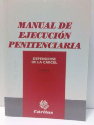 MANUAL DE EJECUCIÓN PENITENCIARIA
