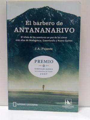 EL BARBERO DE ANTANANARIVO