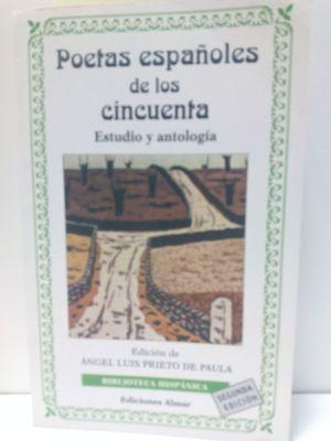 POETAS ESPAÑOLES DE LOS CINCUENTA