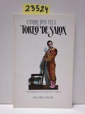 TOREO DE SALÓN