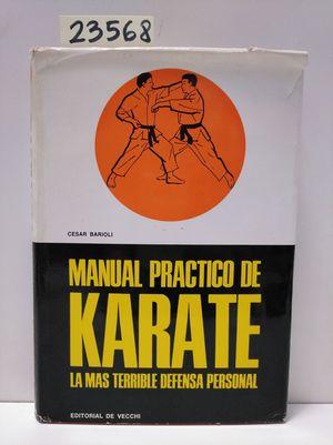 MANUAL PRÁCTICO DE KARATE
