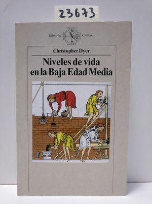 NIVELES DE VIDA EN LA BAJA EDAD MEDIA
