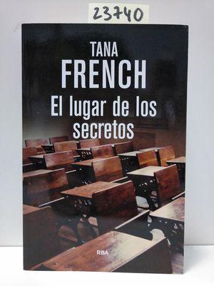 EL LUGAR DE LOS SECRETOS
