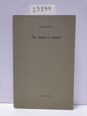 DE MURO A MURO
